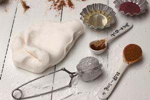 Sokerimassan maustaminen