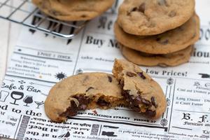 Nutella cookiet