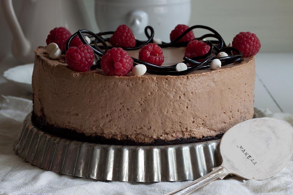 vadelma-suklaa