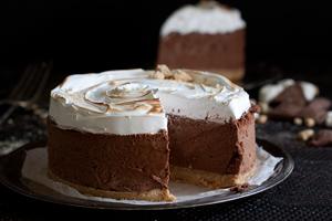 S'mores-kakku