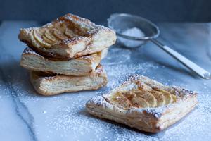 Luukku 5: Vaniljaiset omenatortut