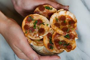 Minipizzat ja pikkusuolaista -kirja