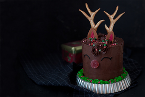 Petteri Punakuono-kakku